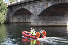 SAFETY BOAT HIRE SERVICES.